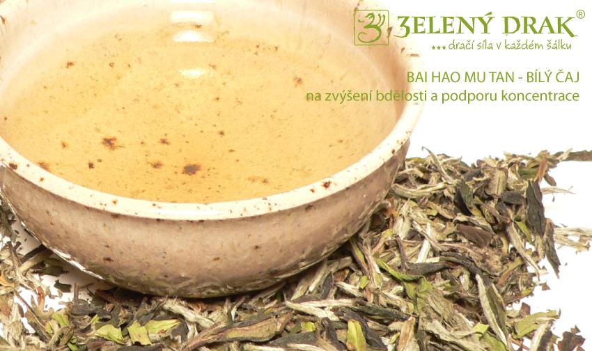CHINA GUNPOWDER GRADE 1 BIO - silně povzbuzující zelený čaj - nálev