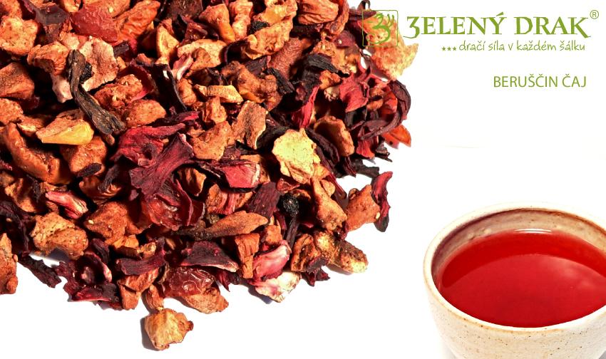 BERUŠČIN ČAJ - ovocný čaj