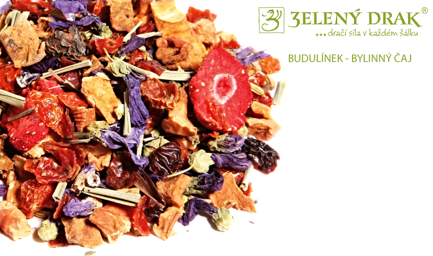 BUDULÍNEK - bylinný čaj