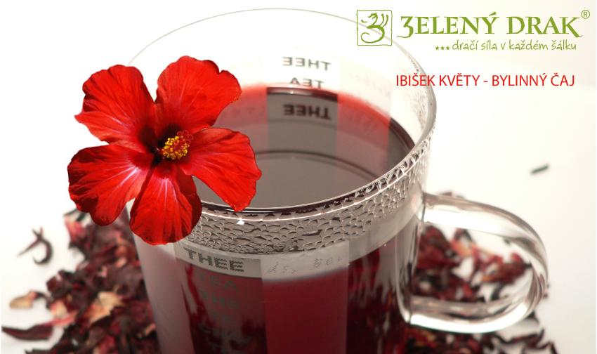IBIŠEK - bylinný čaj - nálev